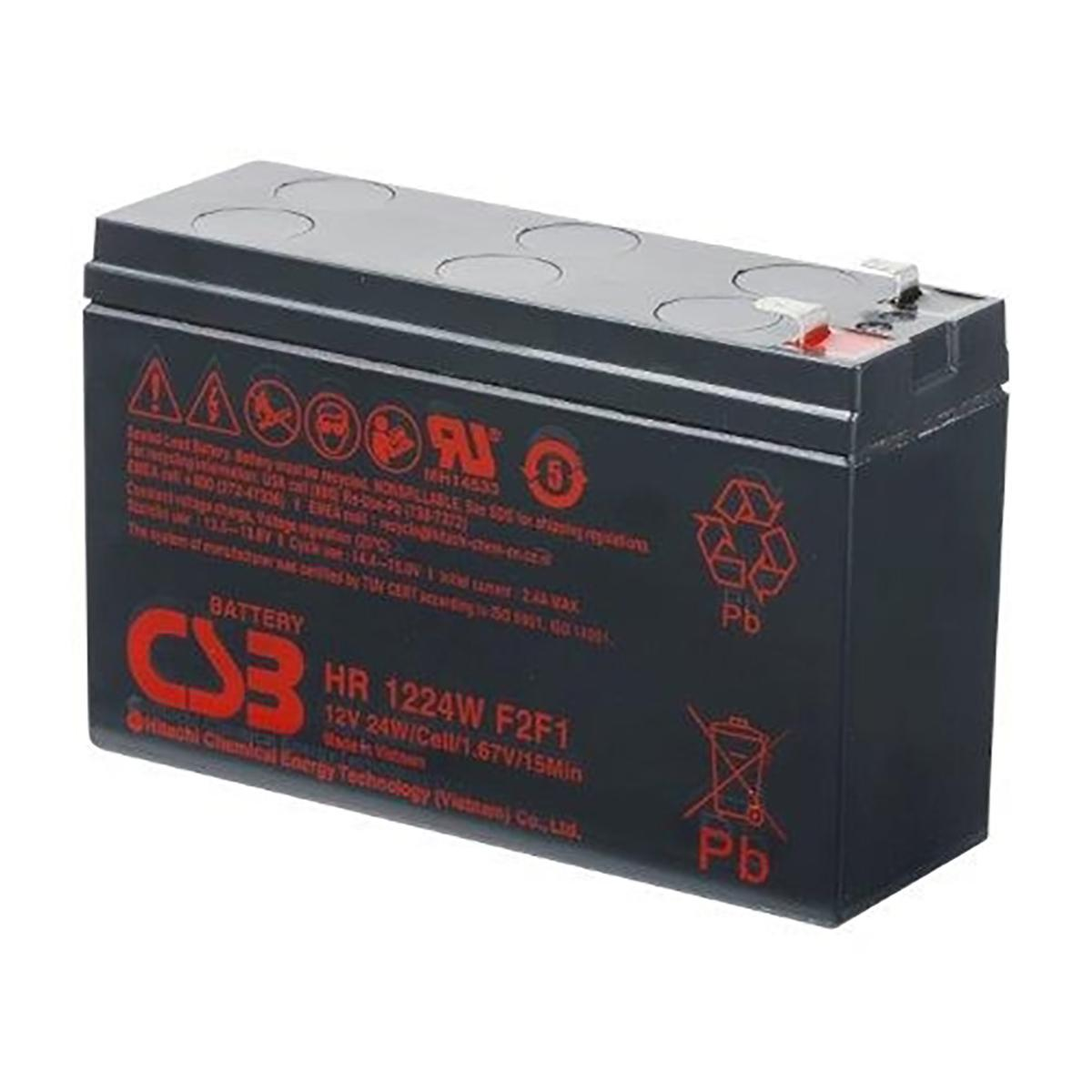 Replacement Ritar RT1250B Battery 12 Sealed Rechargeable