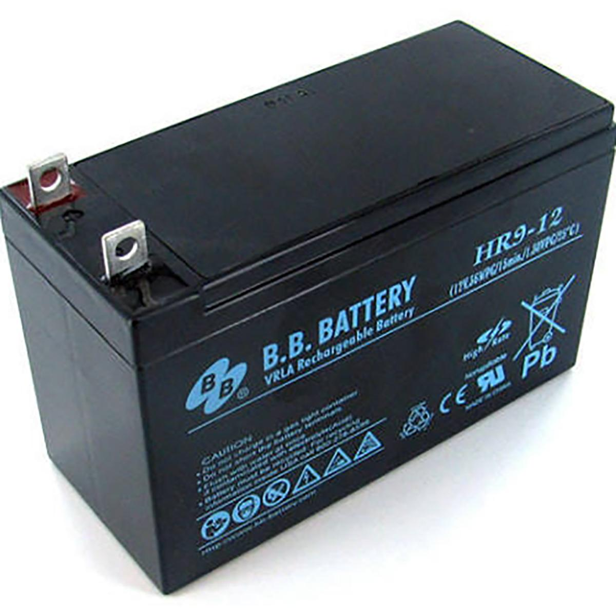 Generac GP6500E Generator Battery 12v 9Ah
