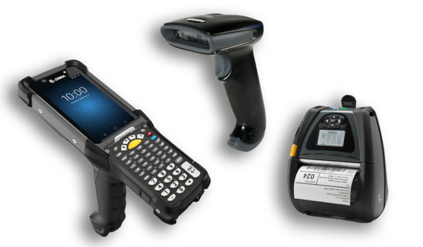 Barcode Scanners & Printers